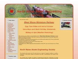 North-Wales-Model-Engineering-Society