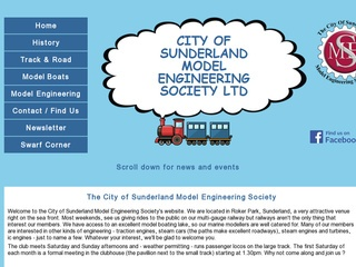 city-of-sunderland-model-engineering-society