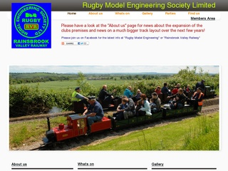 Rugby-Model-Engineering-Society