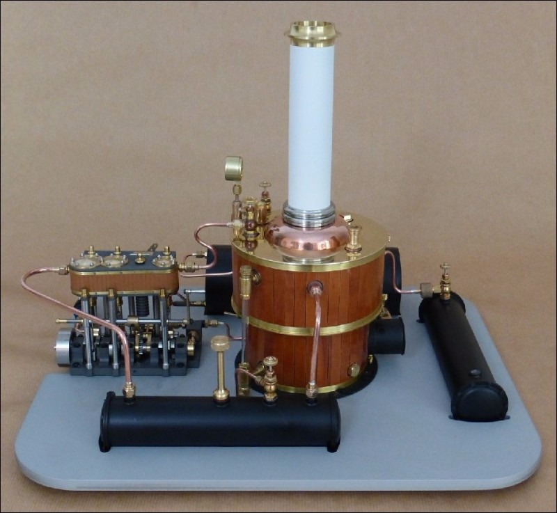 Model-steam-engines