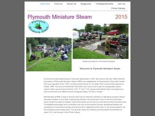 Plymouth-Miniature-Steam-Club