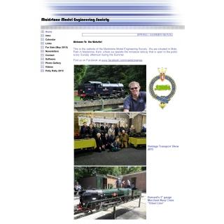 Maidstone-Model-Engineering-Society