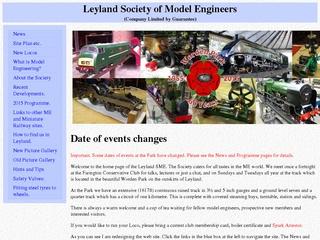 Leyland-Society-of-Model-Engineers