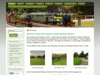 West Wilts Society of Model Engineers
