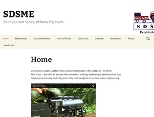 South Durham Society of Model Engineers