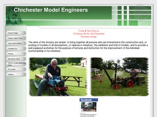 Chichester & District Society of Model Engineers