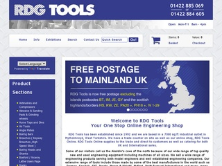 RDG Tools Ltd.