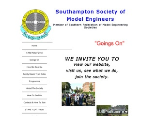 Southampton Society of Model Engineers
