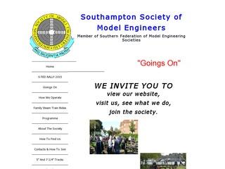 Southampton Society of Model Engineers