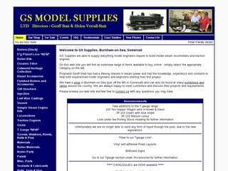 GS Model Supplies
