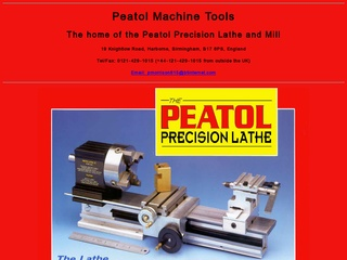 Peatol Machine Tools