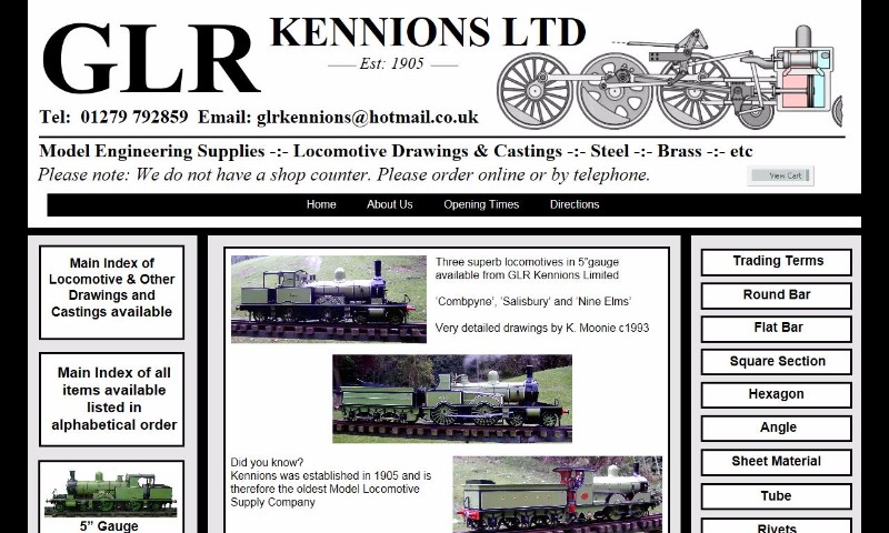 GLR Kennions Ltd