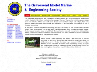 The Gravesend Model Marine and Engineering Society (GMMES)