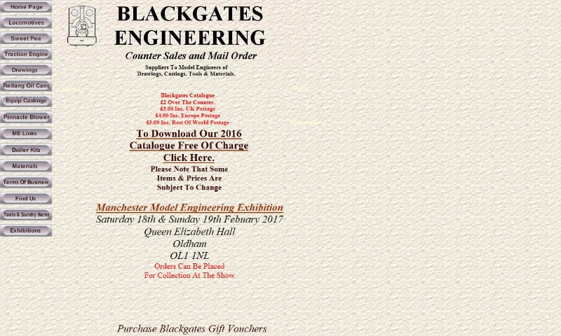 Blackgates Engineering