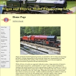 Wigan and District Model Engineering Society